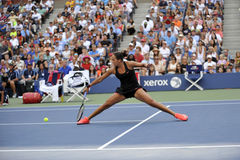 Keys (USA) US Open 2015 (50) Royalty Free Stock Images