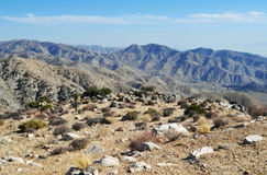 Keys View, Joshua Tree National Park Royalty Free Stock Photo