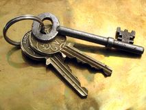 Keys031105 Royalty Free Stock Photos