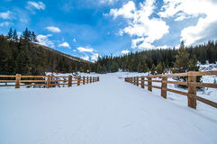 Keystone, Colorado Royalty Free Stock Photos