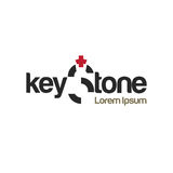 Keystone Concept Design Royalty Free Stock Images