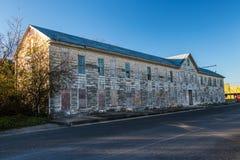 Keystone Hotel 1870 Lampasas Texas Royalty Free Stock Photos