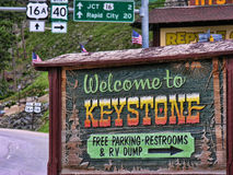 Keystone, South Dakota Stock Photography