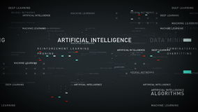 Keywords Artificial Intelligence Silver. Important terms about artificial intelligence drift through cyberspace. All clips are available in multiple color