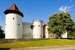 Kezmarok Castle Stock Image
