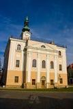 Kezmarok Rathaus Stockfotos