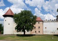 Kezmarok, Slovakia. Castle in town Kezmarok, northern Slovakia royalty free stock photography