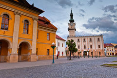 Kezmarok, Slovaquie Image libre de droits