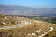 Kfar Giladi Stock Photos