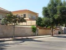 Kfar Saba Royaltyfria Foton