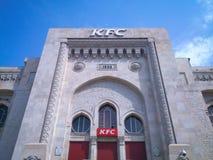 Kfc餐馆 库存图片
