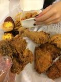 KFC Χογκ Κογκ στοκ εικόνες