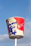 KFC stock afbeeldingen