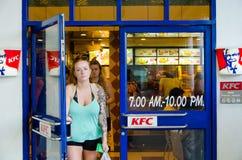 KFC Stockbild
