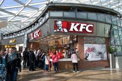 KFC - galinha fritada de Kentucky Imagem de Stock Royalty Free