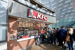 KFC - Kentucky Fried Chicken Stockfoto