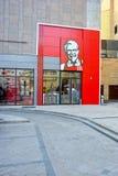 KFC (Kentucky Fried Chicken) fast food restaurant Stock Images