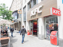 KFC munich Stock Images