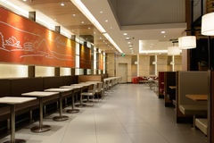Kfc restauracja zdjęcia royalty free