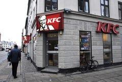 KFC RESTAURANT Stock Images