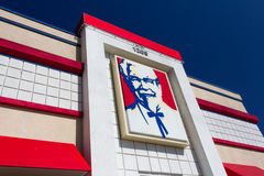 KFC Restaurant Exterior Stock Photos