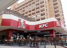 KFC-restaurant in Fuengirola, Spanje Royalty-vrije Stock Afbeeldingen