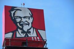 KFC sign Stock Photos