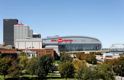 KFC Yum! Center Royalty Free Stock Photography