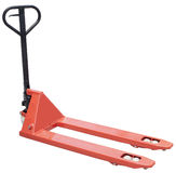 2000 kg. Pallet truck (with clipping paths) Royalty Free Stock Photography