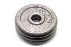 1.25KG plate for dumbbell and babel to enhance the performance o Stock Images