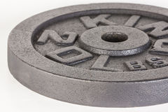 20 kg weight Royalty Free Stock Image