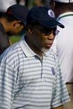 Kgalema Motlanthe - presidente surafricano Imagenes de archivo