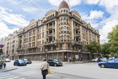 The KGB building Riga Royalty Free Stock Photos