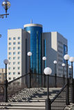 Khabarovsk city Stock Photography