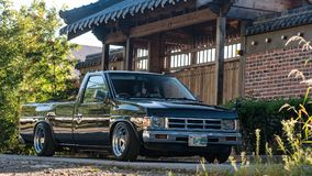 Japan street pickup