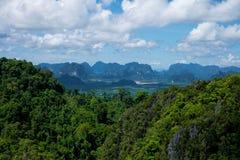 Khabi-Landschaft Lizenzfreie Stockfotos
