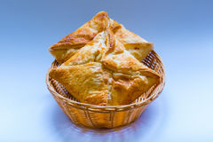 Khachapuri Royalty Free Stock Photos
