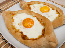 Khachapuri Royalty Free Stock Image