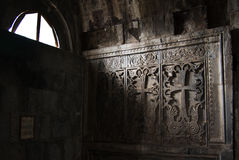 Khachkar 01 Photo stock