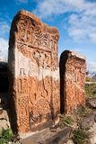 Khachkar 03 Photos stock