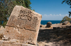 Khachkar 08 Royalty Free Stock Photography