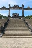 Khai Dinh Tomb - Hue Vietnam Stock Images