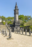 Khai Dinh Tomb Hue Vietnam Royalty Free Stock Images