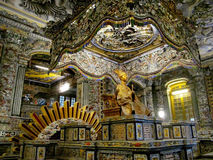 Khai Dinh Tomb, Vietnam emperor Stock Images