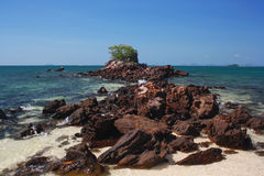 Khai Island, Koh Khai Fotografia Stock