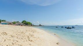 Khai Island in Phang Nga Bay, Thailand Stock Images