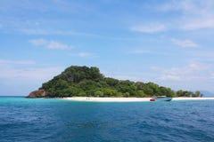 Khai island Satun province Thailand Stock Images