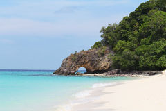 Khai island Satun province Thailand Stock Photography