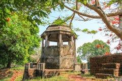 Khai Noen Wong ou Noen Wong Fortress na província de Chanthaburi Fotografia de Stock Royalty Free