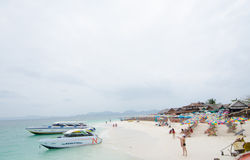 KHAI-NOK EILAND, THAILAND Royalty-vrije Stock Fotografie